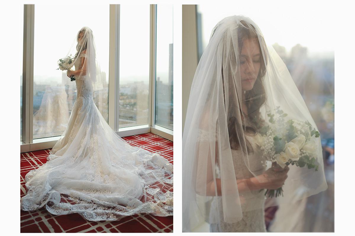 《台中婚攝》夢想成真的甜蜜婚禮 / 林酒店