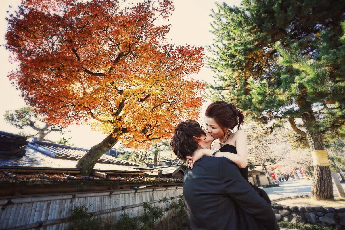 日本,大阪,神戶,飯店,教堂,婚禮,規劃,京阪神,自由行,海外婚紗,婚紗包套,孝威