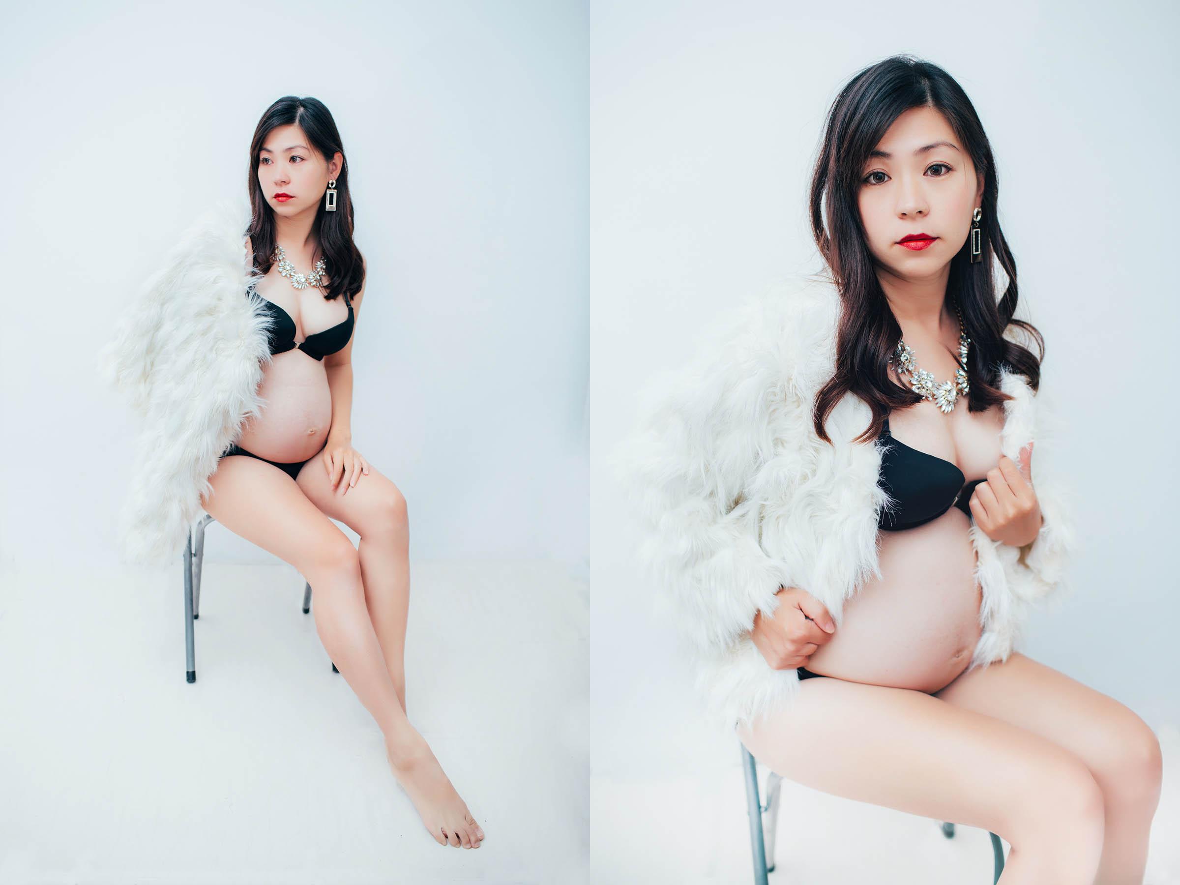 《孕婦寫真》CHERRY孕媽咪 / 台中攝影師