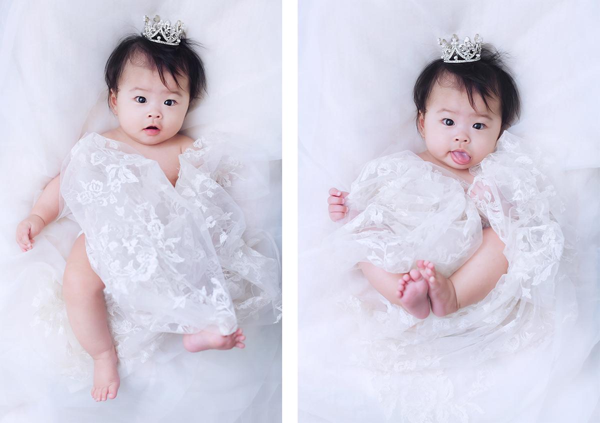 《嬰兒與母親媽媽寶寶攝影》在家拍也可以很時尚 / 台中推薦攝影師