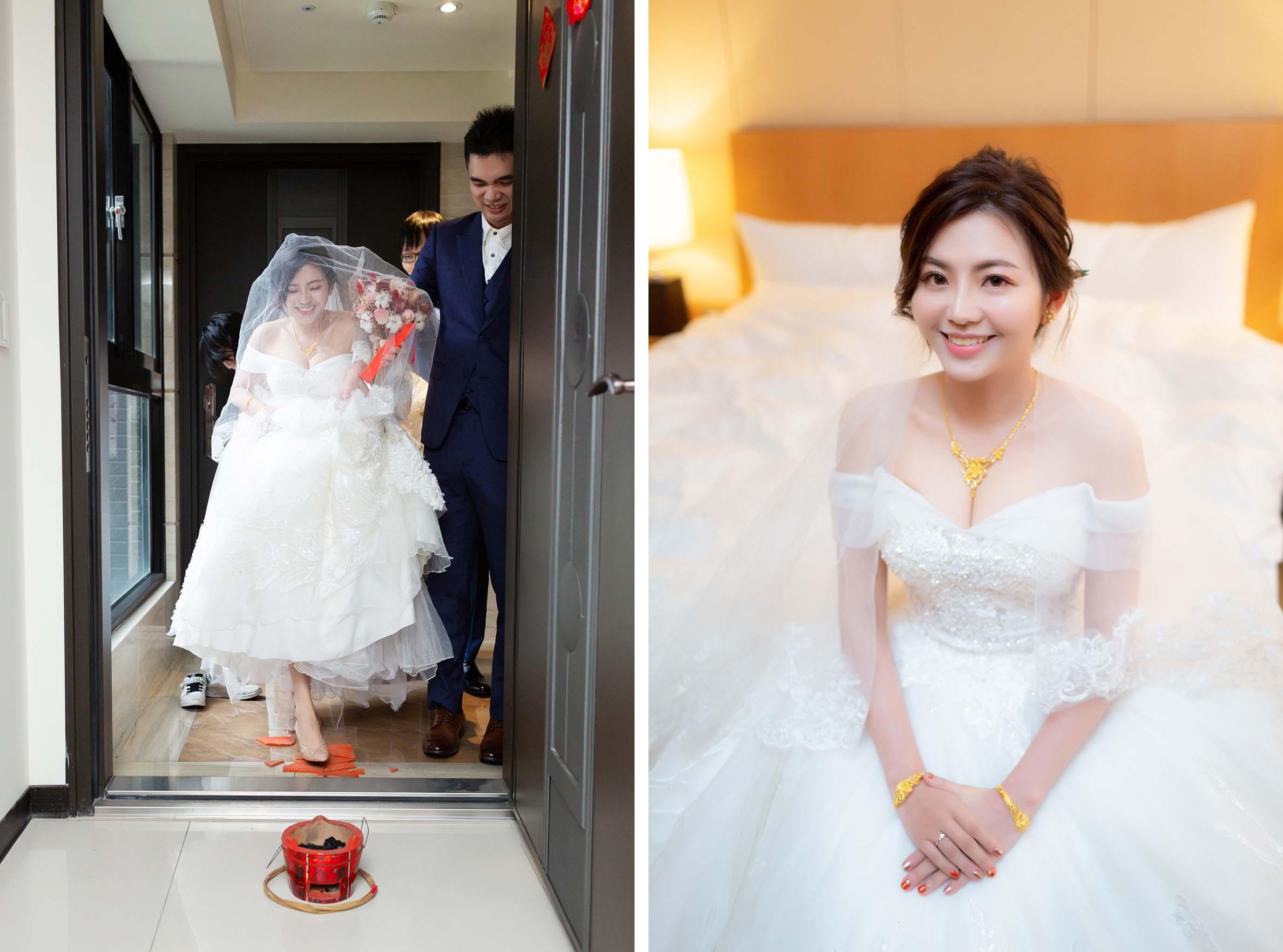 《新竹婚攝》公主般的幸福婚禮 / 新竹國賓大飯店