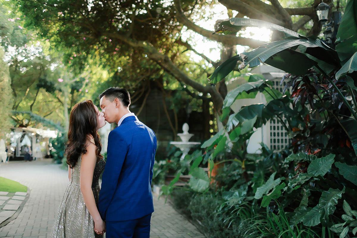 《台北婚攝》紐約曼哈頓奇緣 / 青青食尚花園會館