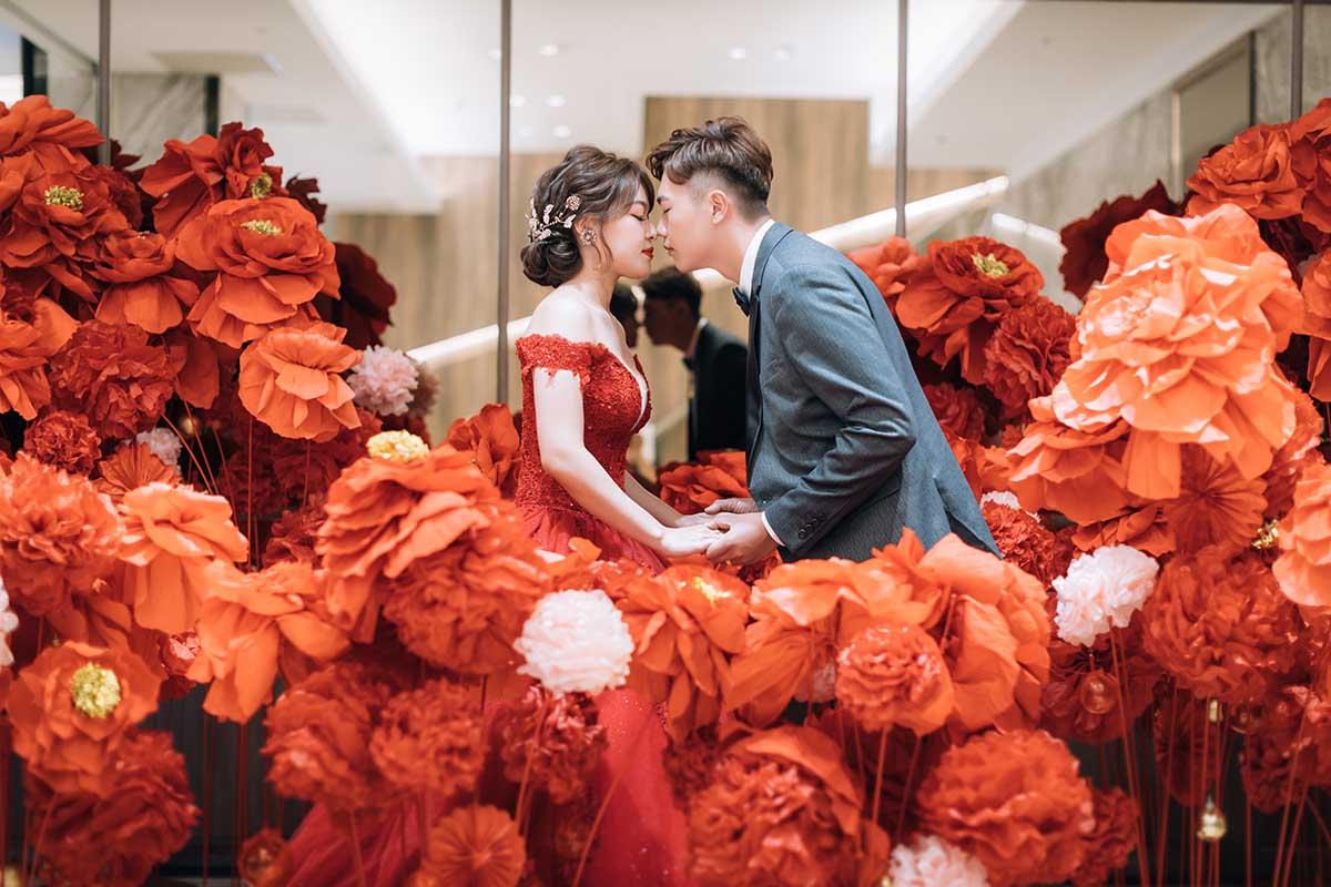 《台北婚攝》早儀式午宴客 / 新莊天賜良緣大飯店闖關儀式